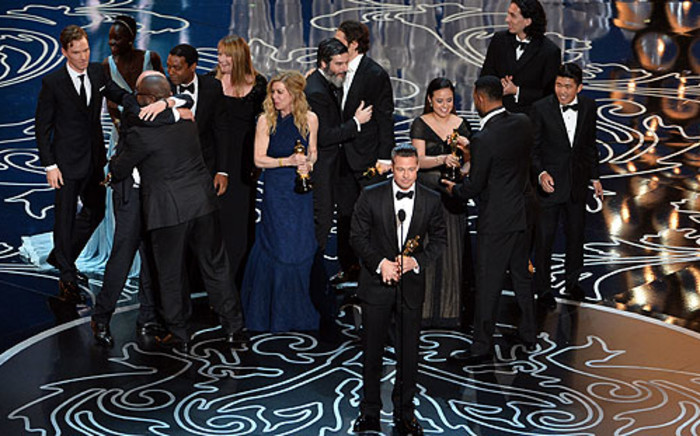 FILE: The Oscars attracted the biggest television audience with 43 million in the United States alone. Picture: AFP.