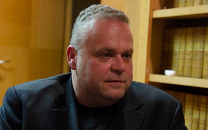Czech businessman Radovan Krejcir.  Picture: Christa Eybers/EWN