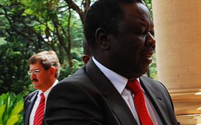 FILE: MDC leader Morgan Tsvangirai. Picture: EWN.
