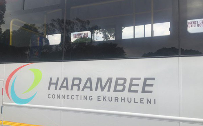 Ekurheleni launched its bus system, Harambee, which will cover routes that link Tembisa, OR Tambo International Airport, Boksburg and Vosloorus.Picture: Twitter @thembagadebe