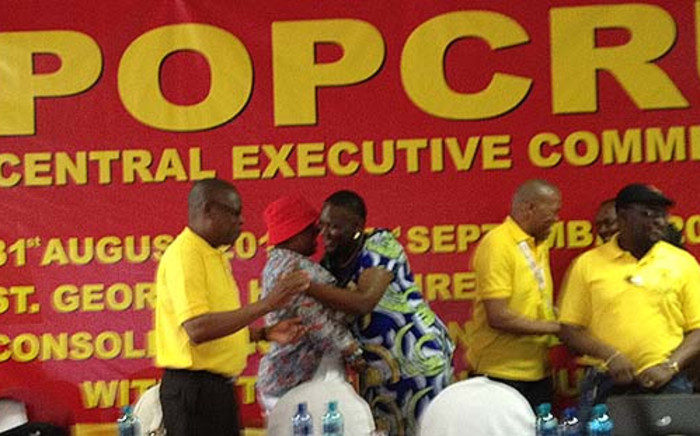 Popcru said the strike is legal as the members are not hired under the police act.