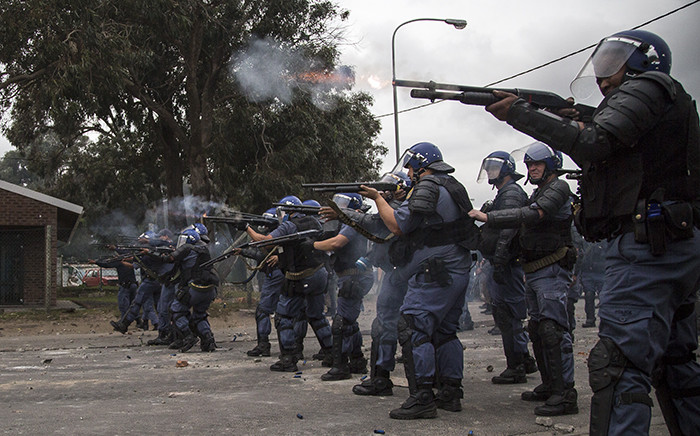 FILE: The institute says a study of the upward trend in murder and robbery over the last few years shows the need for specialised units. Picture: Thomas Holder/EWN.