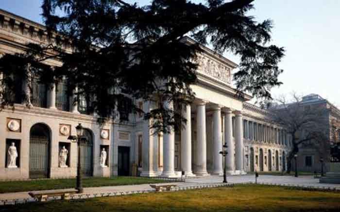 The Prado in Madrid. Picture: museodelprado.es/en/museum