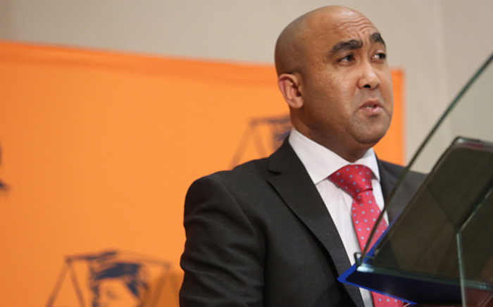 National Director of Public Prosecutions of the National Prosecuting Authority (NPA) advocate Shaun Abrahams.Picture: Reinart Toerien/EWN