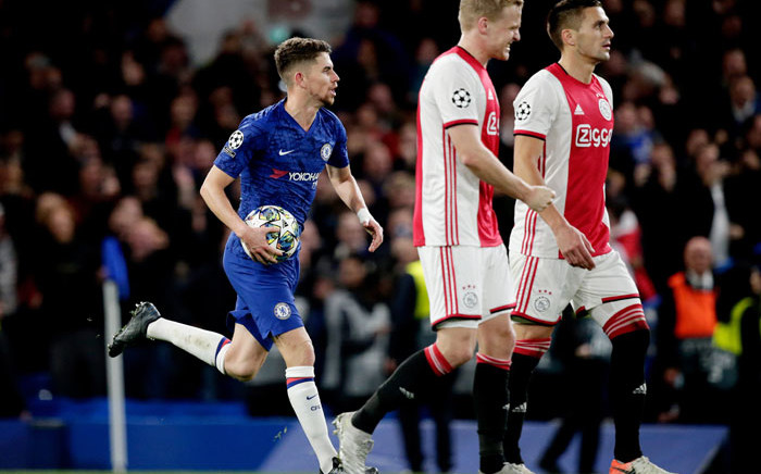 Chelsea came back from 4-1 down against Ajax Amsterdam to draw 4-4 in their Uefa Champions League match at Stamford Bridge, London on 5 November 2019. Picture: @ChelseaFC/Twitter
