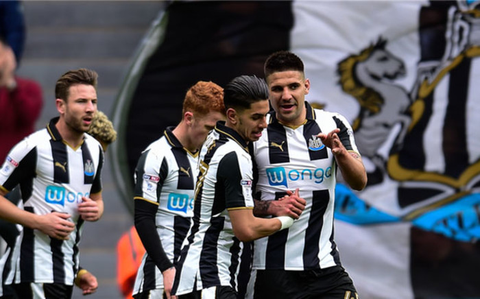 Newcastle United has won the EFL Championship after beating Barnsley 3-0 on 7 May 2017. Picture: @NUFC.