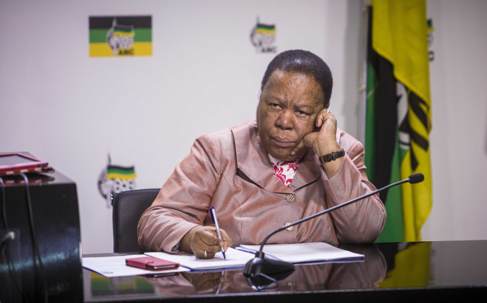 FILE: Higher Education Minister Naledi Pandor. Picture: Thomas Holder/EWN.