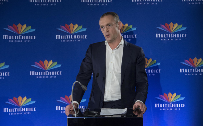 FILE: Bob Van Dijk, CEO of Naspers - the holding company of MultiChoice. Picture: EWN.