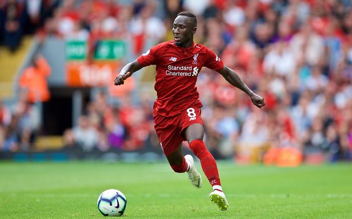 Liverpool's Naby Keita. Picture: Facebook.com