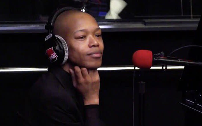 Nakhane Toure. Picture: @nakhaneofficial/Twitter