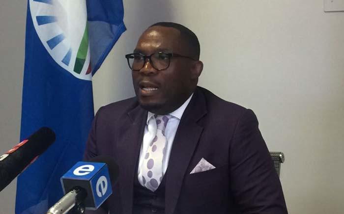 FILE: DA Western Cape leader Bonginkosi Madikizela. Picture: @WesternCapeDA/Twitter