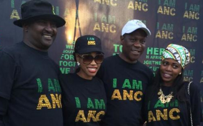 FILE: Political parties have spent the Easter weekend canvassing for votes. Picture: Twitter.