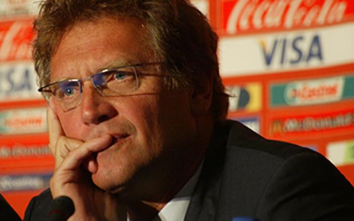 Jerome Valcke, FIFA General Secretary. Picture: Eyewitness News.