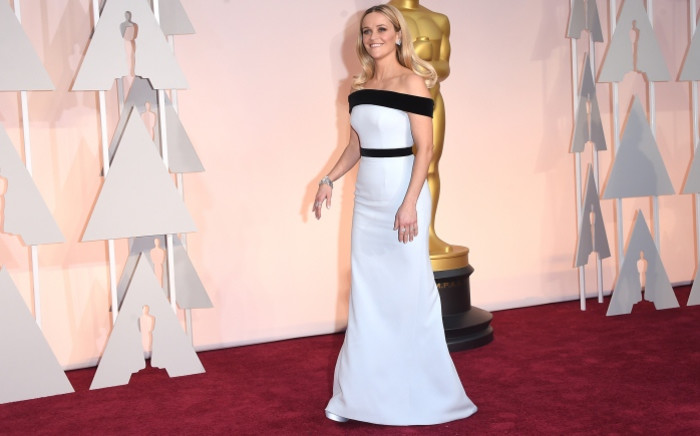FILE: US Actress Reese Witherspoon. Picture: Getty Images/AFP