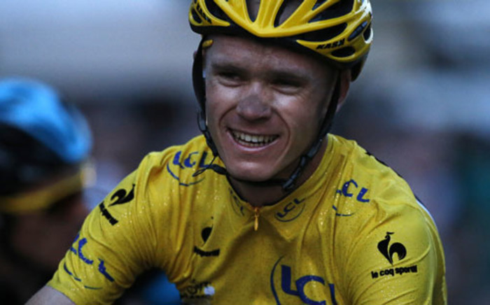 FILE: Christopher Froome. Picture: AFP.