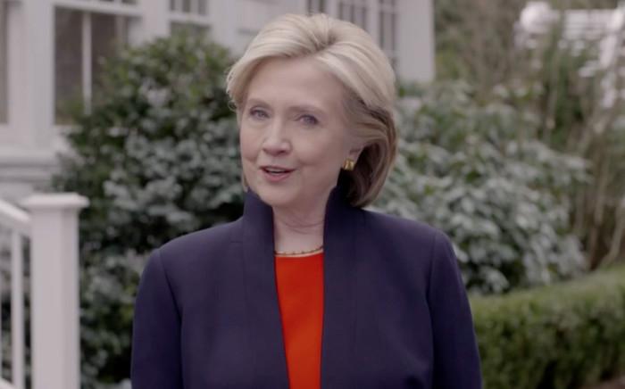 Hillary Clinton. Picture:CNN