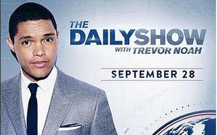 New Daily Show host Trevor Noah releases promo. Picture: Trevor Noah Instagram