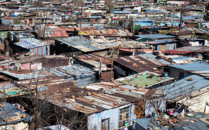 Informal settlements in South Africa. Image: 123rf.com