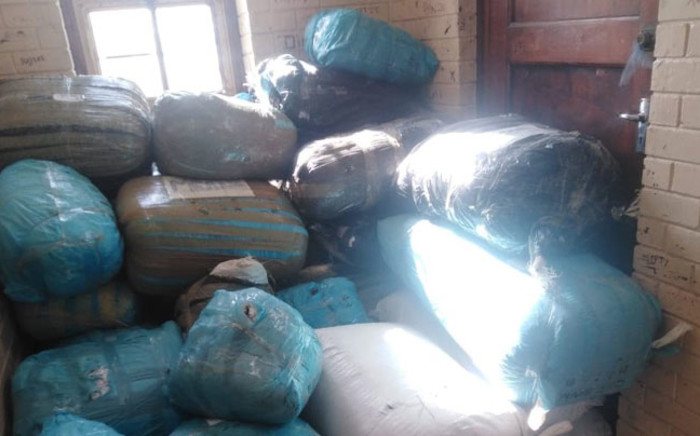 Police seized dagga during operations on the N1 near Laingsburg on 8 August 2021. Picture: @SAPoliceService/Twitter