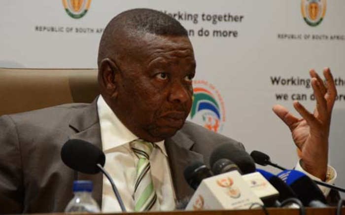 FILE: Higher Education Minister Blade Nzimande.  Picture: Christa van der Walt/EWN.