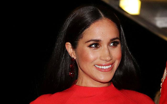 FILE: Meghan Markle arrives to attend The Mountbatten Festival of Music at the Royal Albert Hall in London on 7 March 2020. Picture: SIMON DAWSON/POOL/AFP