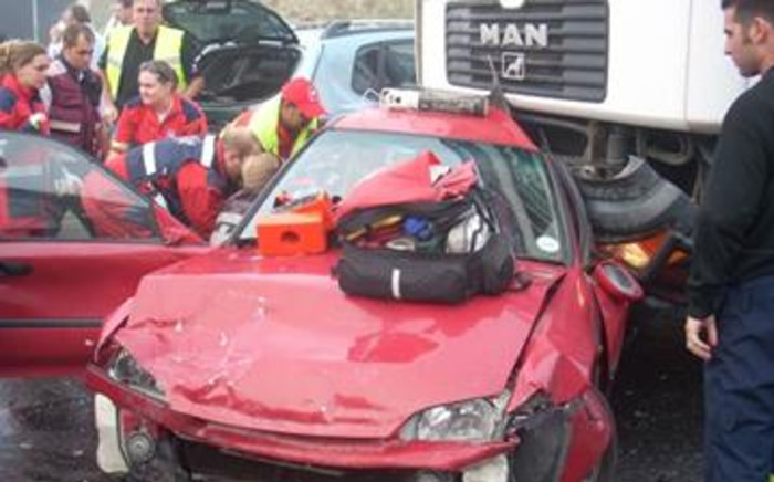 FILE: Provincial Transport MEC Donald Grant said more needed to be done to educate motorists about road safety. Picture: Tristan Wadely/ER24.