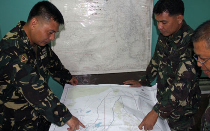 FILE: The search would be consistent with a theory that the plane may have detoured to the west. Picture: AFP.