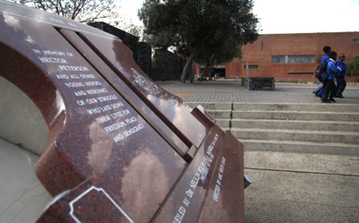 Hector Pieterson memorial. Picture: Sebabatso Mosamo/EWN