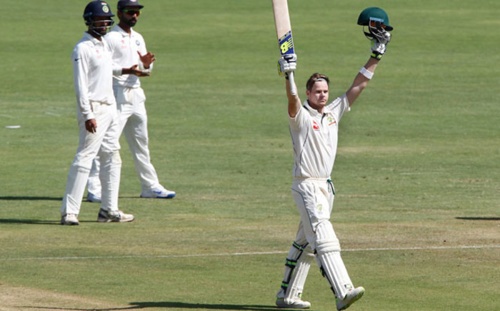 FILE: Australia beat India at the Maharashtra Cricket Association Stadium on 25 February 2017. Picture: Twitter/@ICC.