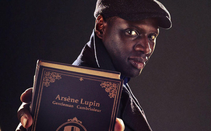 Omar Sy stars in the Netflix hit 'Lupin'. Picture: @OmarSy/Twitter