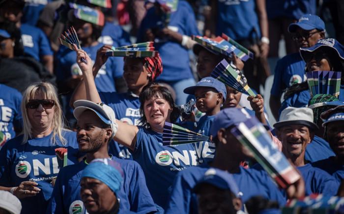 FILE: Mike Waters said the May elections, where the DA lost ground, was a wake-up call for the party to get back to its core values. Picture: @MmusiMaimane/Twitter.