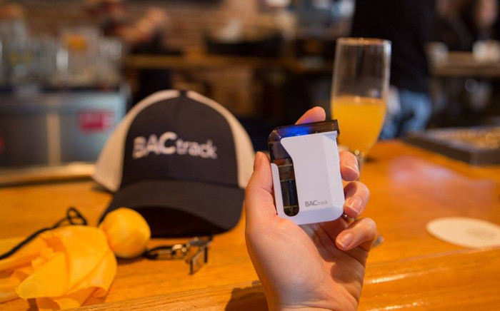 BACtrack, a privately held medical device maker. Picture: Facebook.