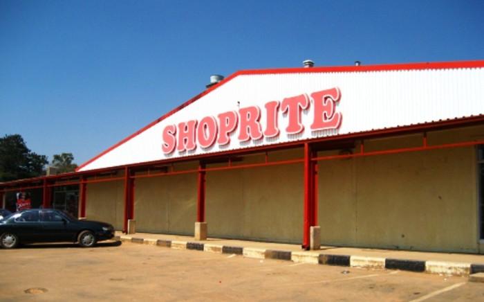 A Shoprite store in Mansa, Zambia. Picture: Isaacgerg/Wikicommons.