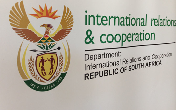 FILE: The Department of International Relations & Cooperation. Picture: Reinart Toerien/EWN.