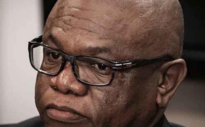 Geoffrey Makhubo. Picture: Sethembiso Zulu/EWN.