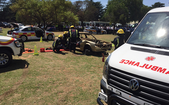 WC EMS injury and incident statistics for the 2015/2016 festive season were released today. Picture: Vumani Mkhize/EWN.