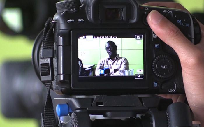 FILE: Zwelinzima Vavi, through a camera viewfinder, he says he won't be appealing his Cosatu dismissal. Picture: Vumani Mkhize/EWN.
