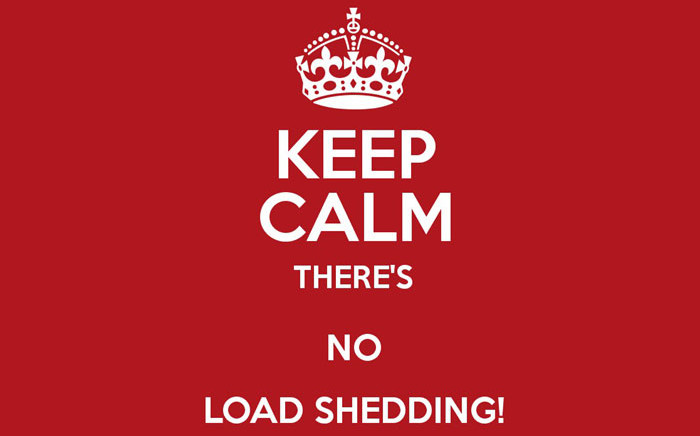 The parastatal doesn't expect to implement load shedding for the rest of summer and into winter.