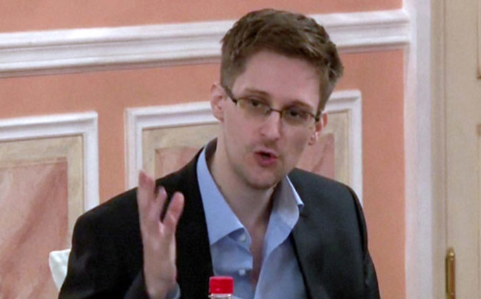 Glenn Greenwald received classified spy documents from Edward Snowden after he fled the United States. Picture: AFP