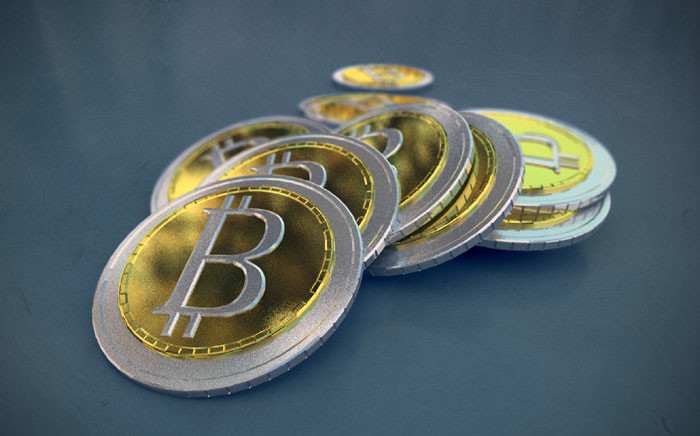 Digital coins, known as bitcoins. Picture: freeimages.com
