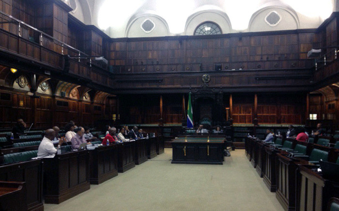 FILE: MPs at work on their draft report following an inquiry into the SABC board's fitness to hold office. Picture: Gaye Davis/EWN.
