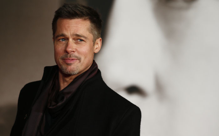 FILE: Brad Pitt. Picture: AFP