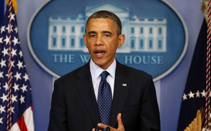 FILE: President Barack Obama. Picture: AFP