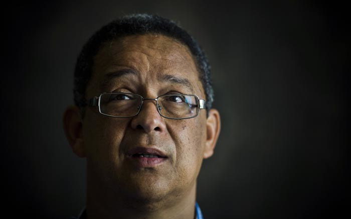 FILE: Former Ipid head Robert McBride. Picture: AFP