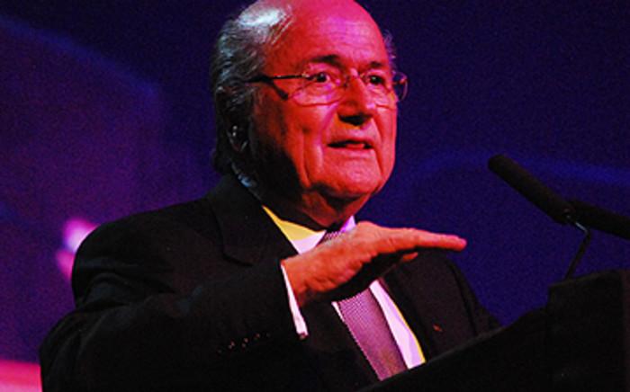 FIFA President Sepp Blatter. Picture: AFP