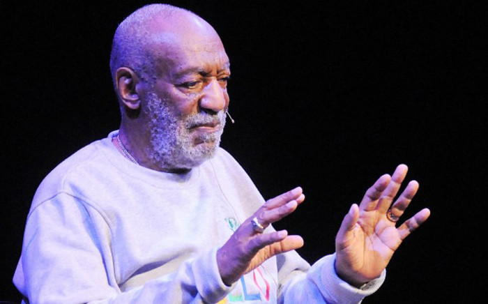 Actor Bill Cosby performs at the King Center for the Performing Arts on 21 November, 2014 in Melbourne, Florida. Picture: AFP