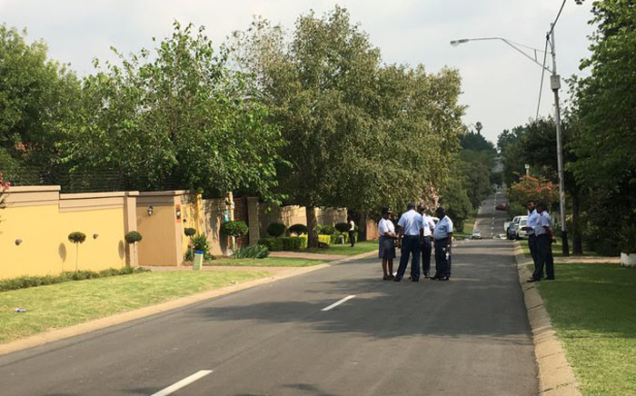 Seven suspects have been arrested in Lombardy East after a foiled a cash-in-transit heist. Picture: Kgomotso Modise/EWN