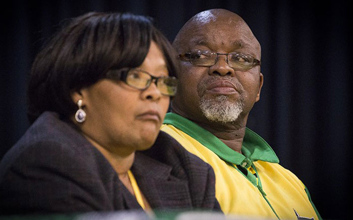 ANC Secretary General Gwede Mantashe. Picture: Aletta Harrison/EWN