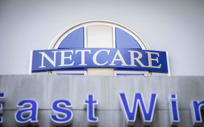 Netcare Milpark hospital. Picture: Abigail Javier/EWN