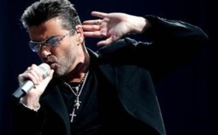 Popular musician George Michael. Picture AFP Photo/Evert Elzinga